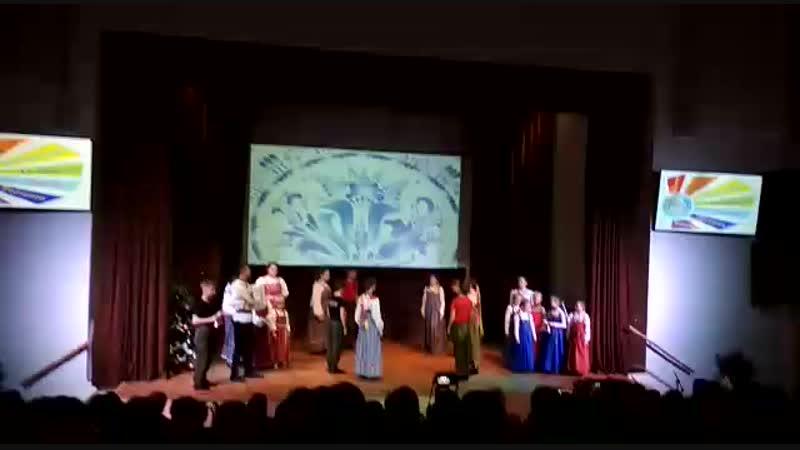 Отчётный концерт Радуга Талантов