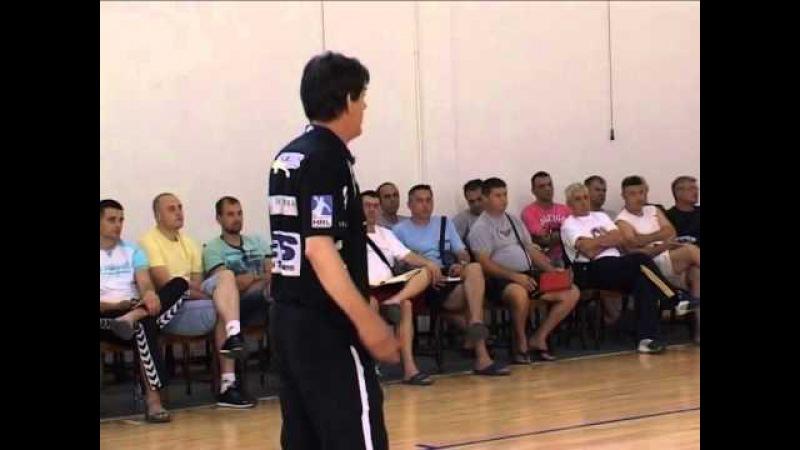 Kragujevac 2012 - Velimir Petkovic - Zonska odbrana 6:0