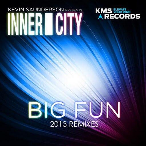 Kevin Saunderson альбом Big Fun (2013 Re-Mixes Part 1)