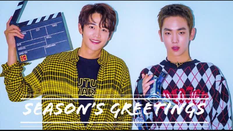 Season's Greetings - MinKey [RUSSUB]