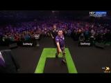 Peter Wright vs Gary Anderson (2016 Premier League Darts Week 13)