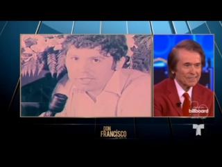"""Raphael en el programa """"don francisco te invita"""".22.04.2018."""