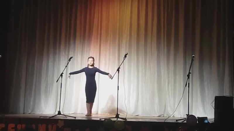 Моя племянница Найле танцует лезгинку МашаАллаh
