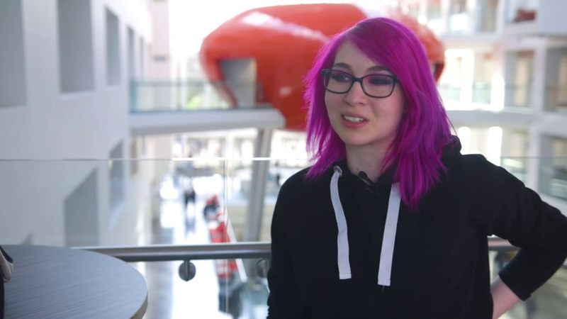 Study computing and games at Solent