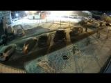 На Невского в Ульяновске ломают шлагбаум