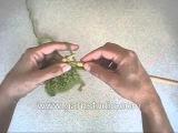 Вязание спицами. Урок 47. Один из способов вязания изнаночных петель