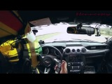 2015 Hennessey Mustang Rockets to 195 mph! (short video)