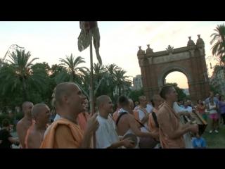 Харе Кришна - Breakdance