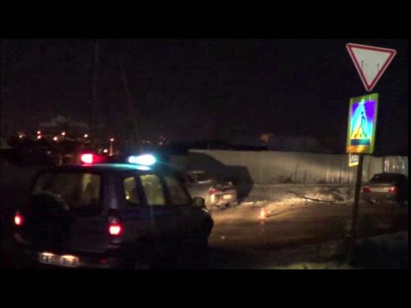 22 11 18 Неопытный водитель попал в ДТП в Ижевске среди пострадавших дети