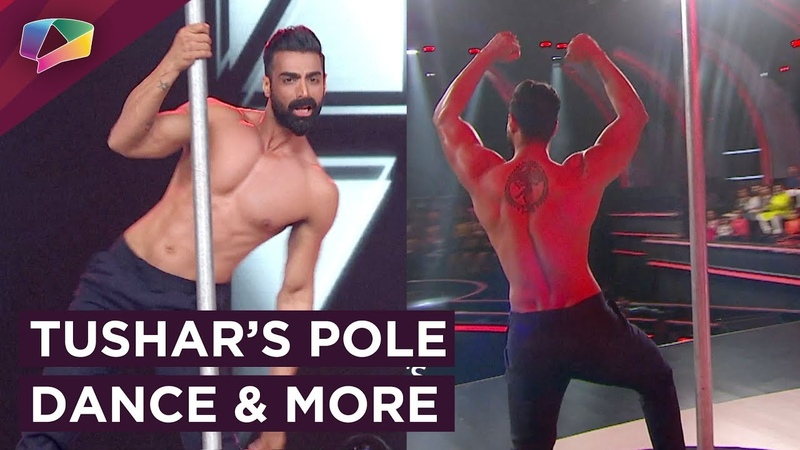 Dance Deewane To Have Trio Acts Tushar's Pole Dance | Raveena Tandon As The Guest