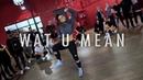 Jade Chynoweth   Dae Dae Wat U Mean   Choreography by Anze