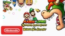 Mario Luigi: Bowser's Inside Story Bowser Jr.'s Journey