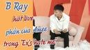 KINGLIVE B Ray hát live phần của Amee trong Ex's hate me