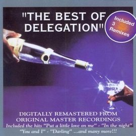Delegation альбом The Best of Delegation