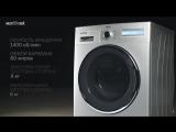 Обзор стиральной машины с сушкой VestFrost VFWD 1460 S