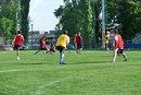 Предматчевая тренировка в Кременчуге