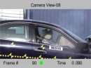 Crash Test 2012 - Lexus ES 350 (Full Frontal Impact) NHTSA