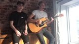 SORRY X WHAT DO YOU MEAN - JUSTIN BIEBER MASH UP COVER FEATURING BRAD RYAN