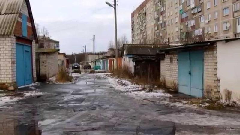 Посёлок имени Карла Либкнехта в Курской области