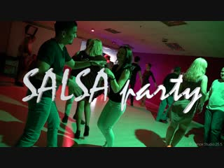 Salsa party || Dance Studio 25.5