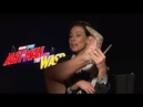 Evangeline Lilly Shares Wasp Costume Woes Marvel Stars Who Complain Most