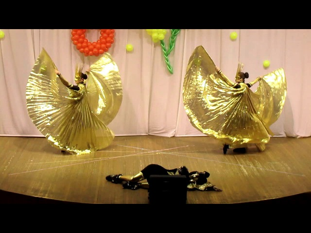 Шоу Волшебная шкатулка от Театра перформанса GOLD