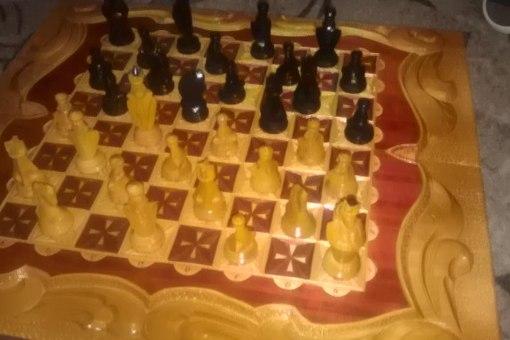красивые шахматные картинки