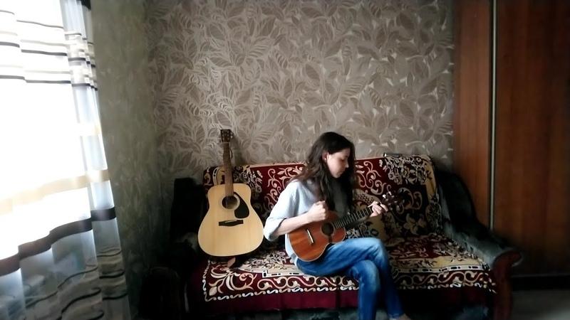 Жуки - Танкист(cover на укулеле)
