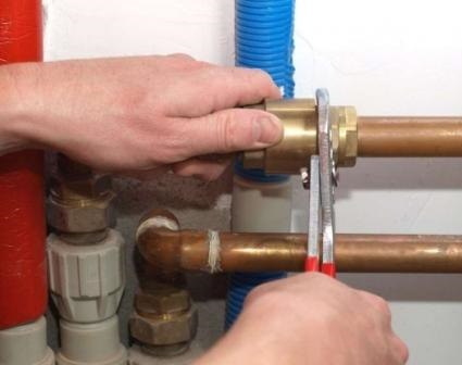 Монтаж труб водоснабжения – картинка 1