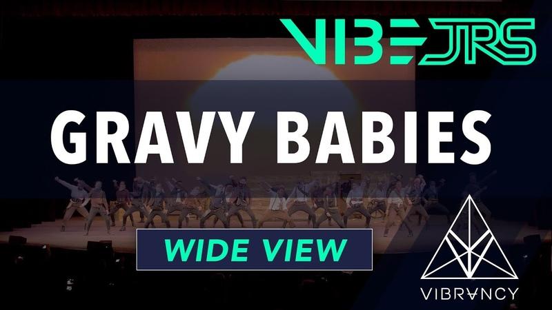 2nd Place GRaVy Babies Vibe Jrs 2019 @VIBRVNCY 4K