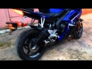 Midpipe Yamaha r6 2009