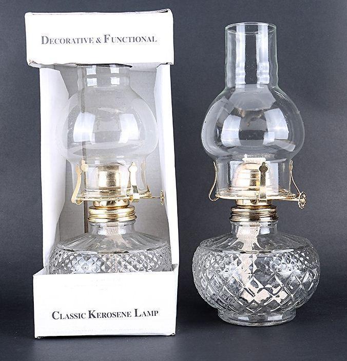Керосиновая лампа -