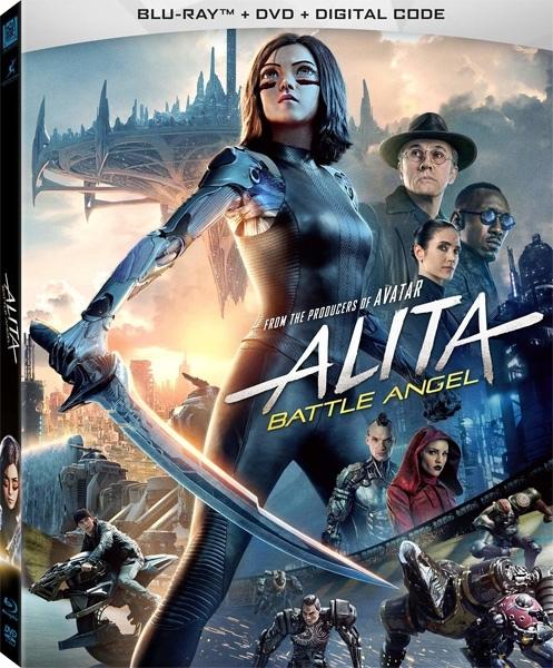 Алита: Боевой ангел / Alita: Battle Angel (2019/BDRip/HDRip)