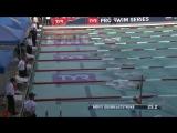Mens 100m Breast A Final _ 2018 TYR Pro Swim Series  Santa Clara
