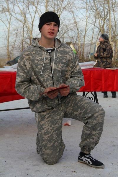 Константин Токарев, 9 апреля , Омск, id214686232