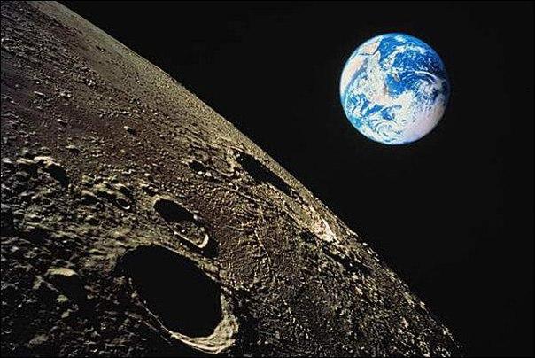 С 1980 года «Лунное посольство» продаёт участки на Луне. За это время продано уж...