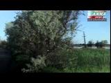 Славянск. Карательная операция ублюдков, с использованием тяжелой артиллерии, вызвала гнев народа.