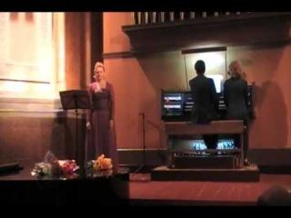 Лариса Давидович - Summertime (Gershwin)