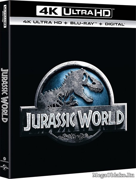 Мир Юрского периода / Jurassic World (2015) | UltraHD 4K 2160p