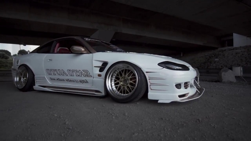 NISSAN SILVIA S15 | STANCE