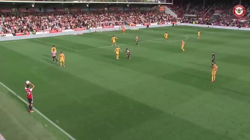 Sky Bet Championship | «Брентфорд» - «Уиган» (2:0)