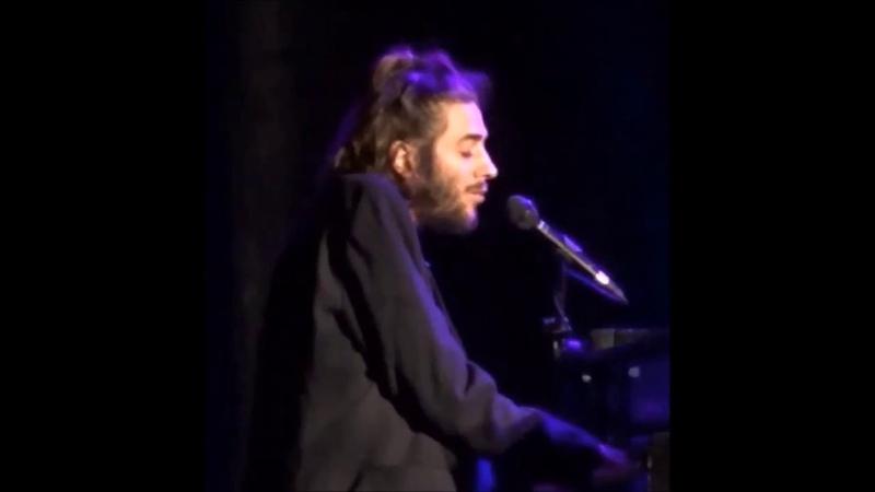 Salvador Sobral - Ninguém escreve à Alice (HQ audio) Estoril concert