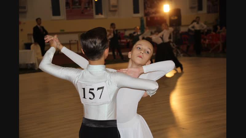 8 12 18 Родион и Даша St 4 танца