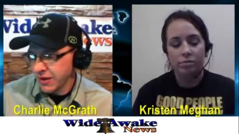 2013 W.A.N. Radio with Kristen Meghan I WAS GS-12 13m10 - 1 March