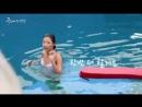 Закадровое видео со съемок Легенды синего моря Русалка