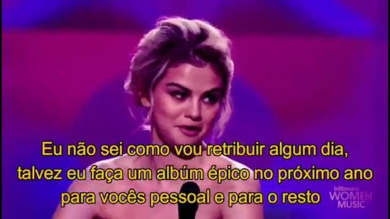 Relembre quando Selena Gomez atiçou toda sua fanbase ao prometer um álbum épico e que 2018 seria seu ano na música.
