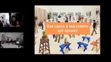 Докдокдок-2018, ч.2.Как снять и выставить арт-проект. Презентации программ. Артист-токи выпускников