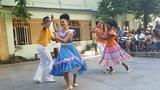 Baile mozambique.conjunto folklorico.nacional