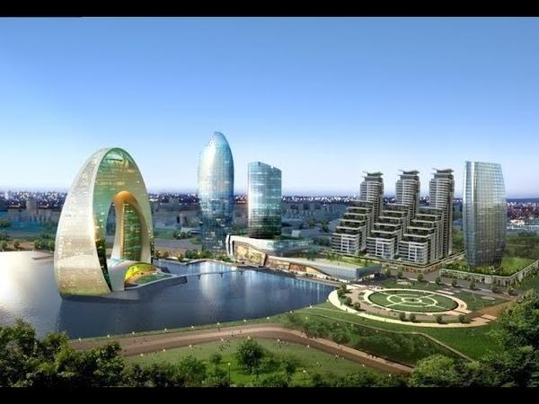 Baku White City - Bakı Ağ Şəhər haqqinda