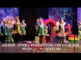 Видеосъемка детского спектакля детский муз. театр г. Вологда